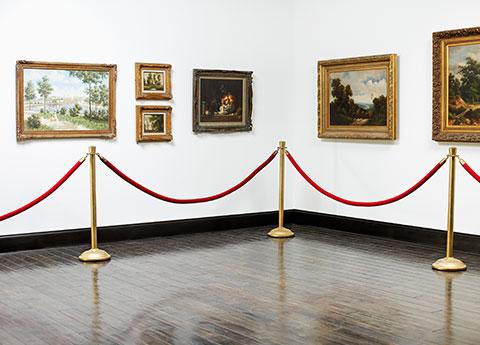 Charles M. Schulz Museum at Santa Rosa